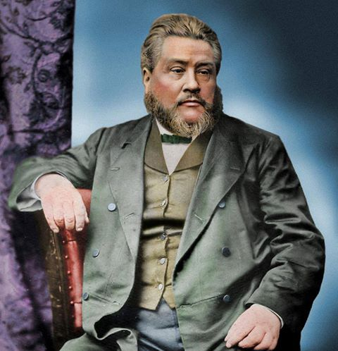 He can cause you to be born again - - C. H. Spurgeon / All of Grace