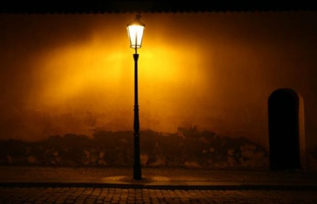Like a Lamp in the Darkness - J. R. Miller