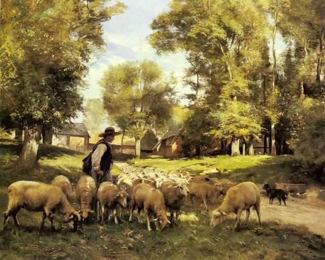 The True Shepherd Spirit - Charles Spurgeon