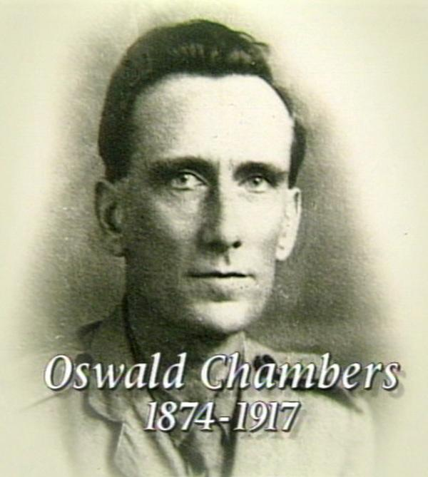 Thousands of People are Happy without God - Oswald Chambers
