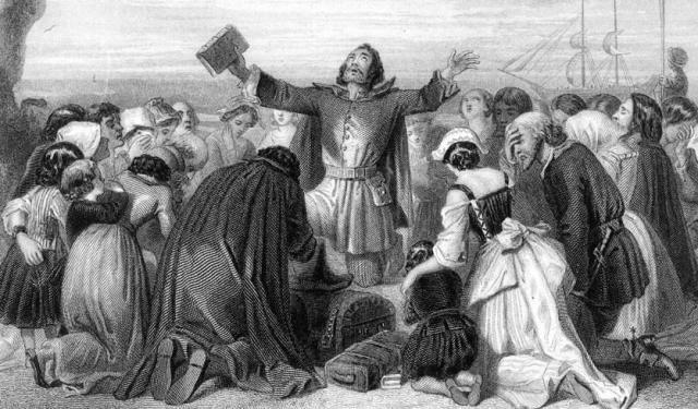Puritan Prayer