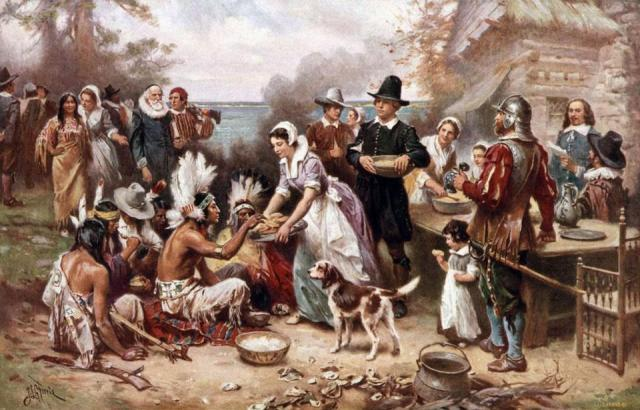 THE FIRST THANKSGIVING PROCLAMATION – JUNE 20, 1676