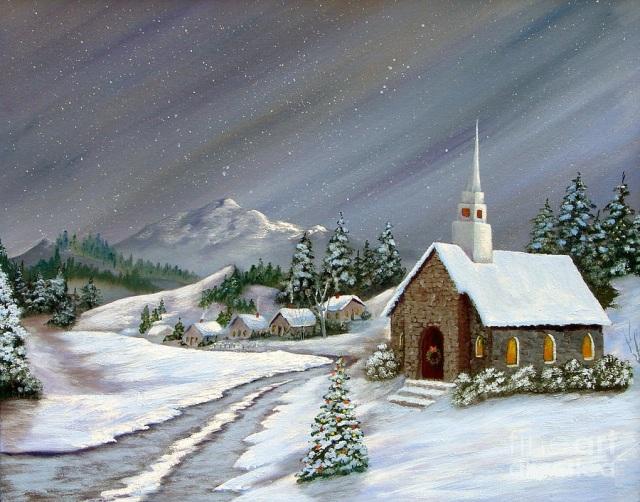 On this Christmas Day - J. R. Miller (Christmas Making)