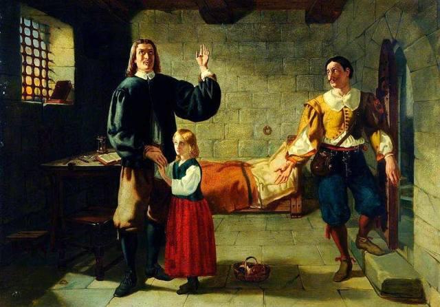 Rejoice in being Reproached for Christ's Sake - John Bunyan