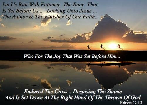 We must run with Patience - J. C. Ryle: The Christian Race