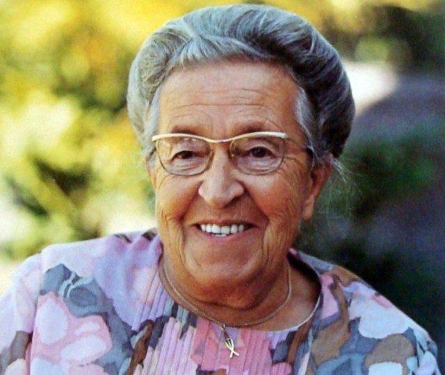 Discernment - Corrie Ten Boom